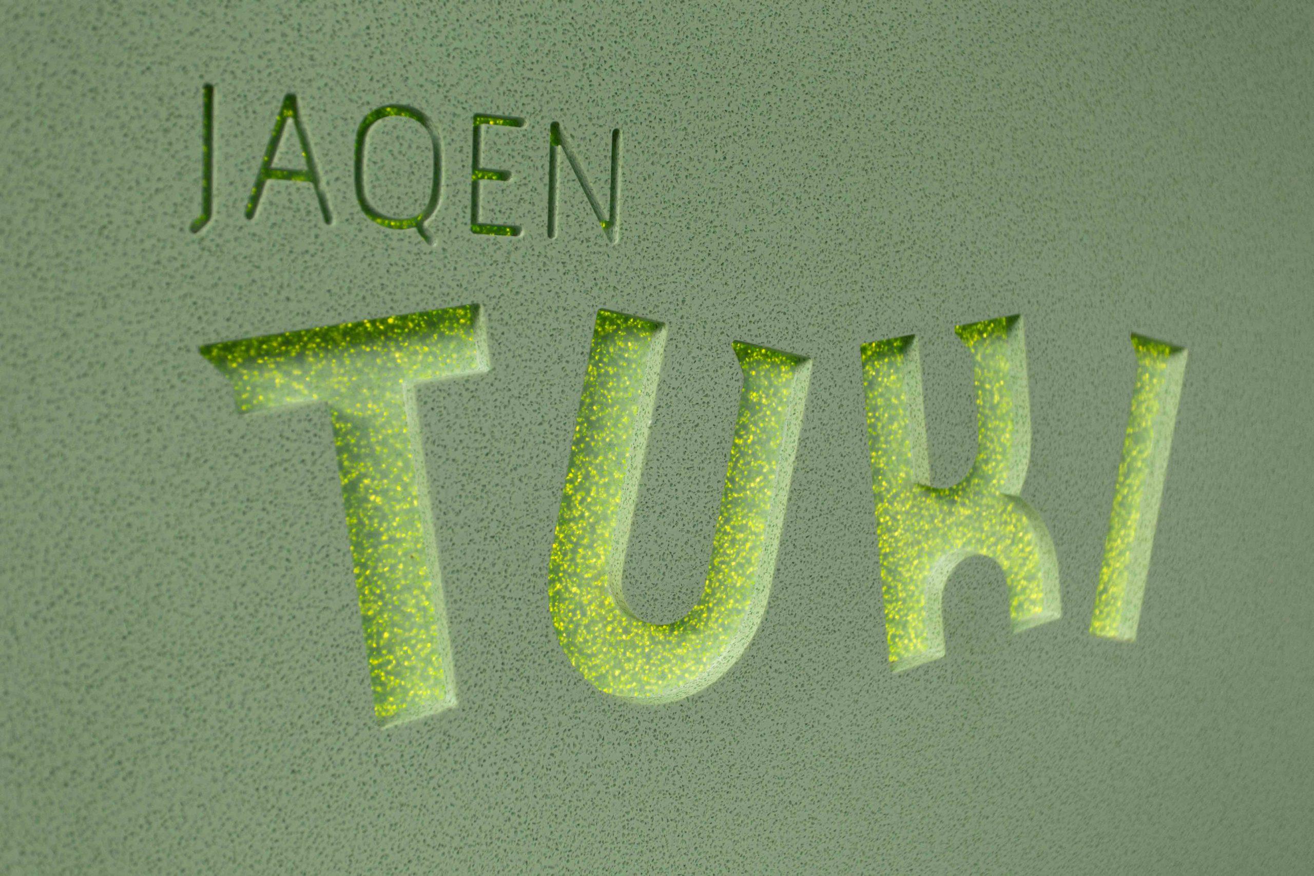 Logo jaqen tuki